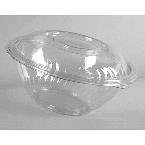 Clear Salad Bowl 80oz