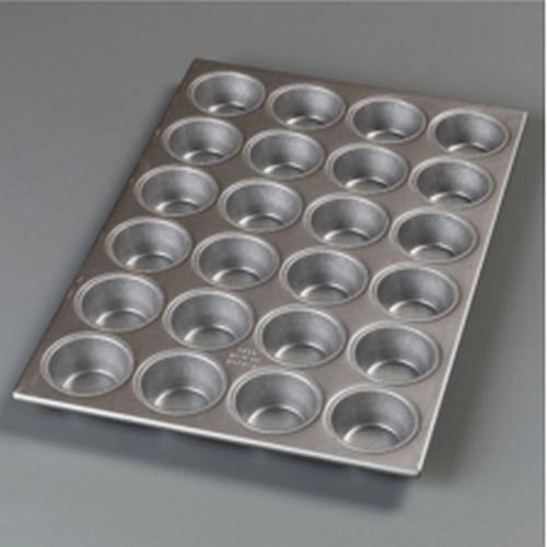 Chicago Metallic 45605 Cupcake Muffin Pan 24 cups