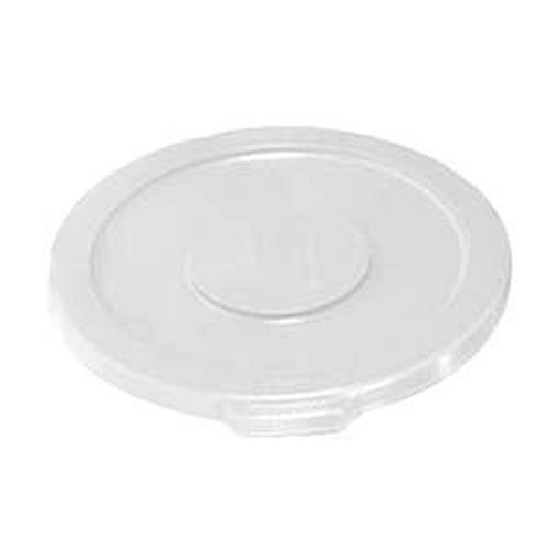 20 Gallon White Garbage Can Lid