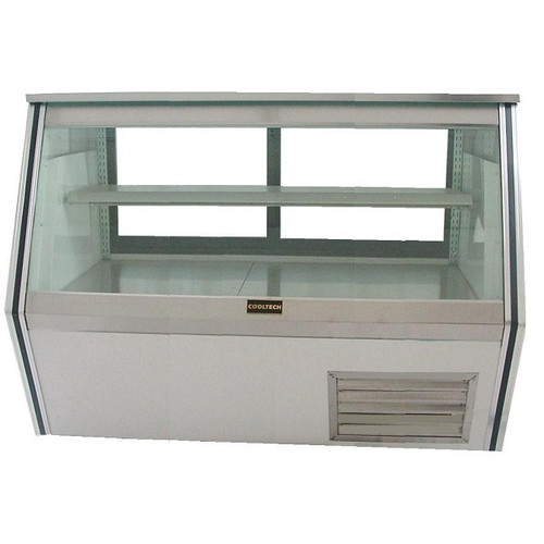 "Cooltech CMPH-72CD 72"" Counter Deli Display Case"