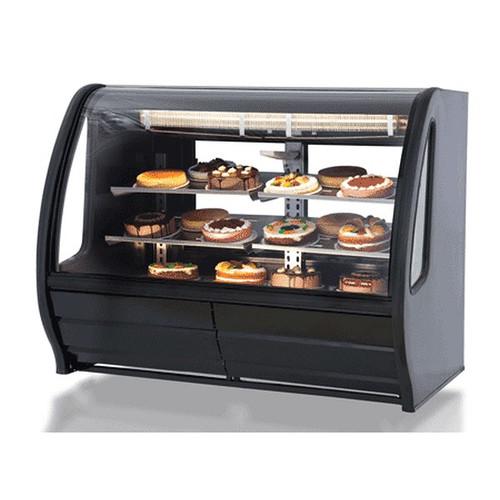 TORREY TEM-100-BLK Refrigerated Deli Merchandiser 4'