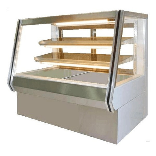 "Cooltech CMPH-72CB 72"" Bakery Pastry Display Case"