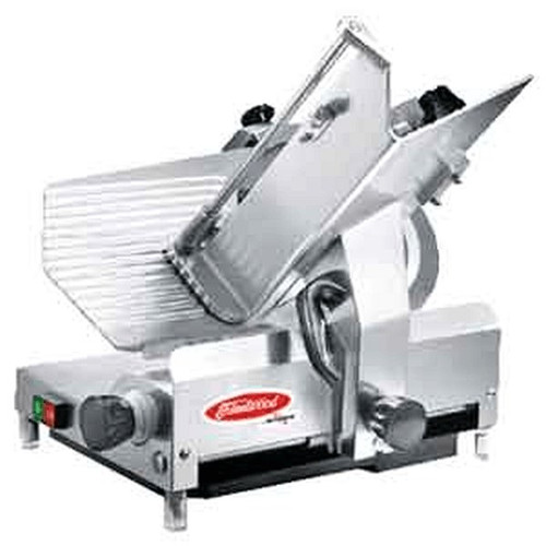 "Fleetwood 312EC 12"" Heavy Duty Slicer Full Size"