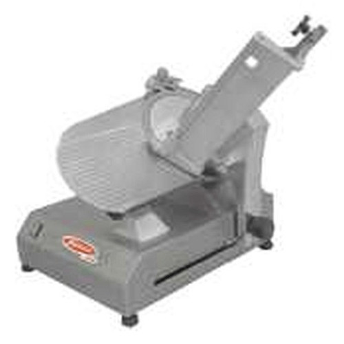 "Fleetwood SS-300A 12"" Stainless Auto Meat Slicer"