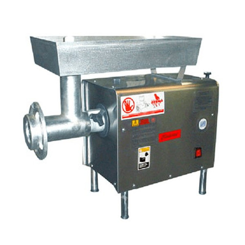 Fleetwood PCI-22G Bench 2 HP Meat Grinder with 650 Lbs