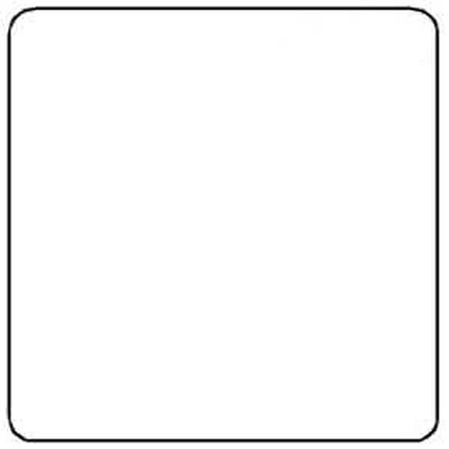 TORREY 1378-B 60mm Blank Scale Label