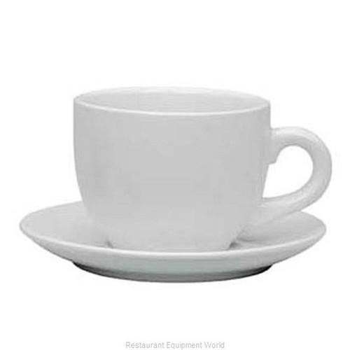 UPDATE TW-130 13 Oz White Tiara Cappuccino Cups