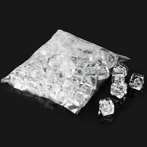 Plastic Ice Cube Replica