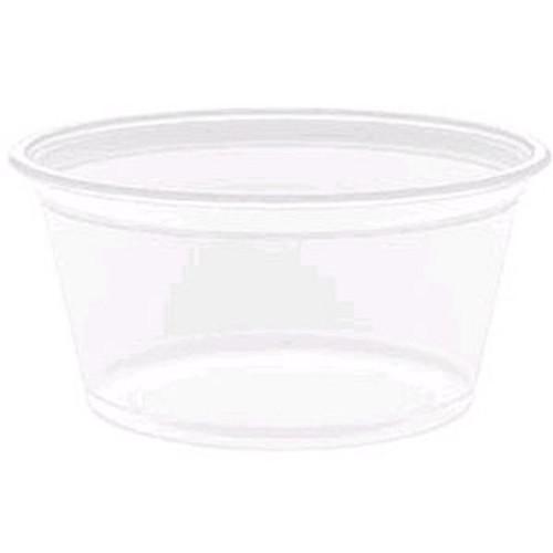 3.25 Oz Trans Souffle Cup