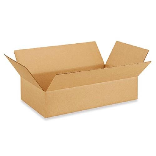 18 X 10 X 4 Inch Corrugated Box