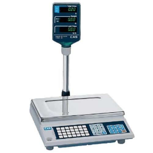 CAS AP-1 Computing Scale 30 Lbs Pole