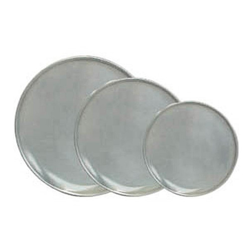 UPDATE PT-CS14 Aluminum Pizza Trays Coupe Style 14 Inch