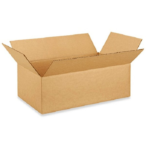 18 X 10 X 6 Inch Corrugated Cardboard Box
