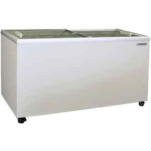 Metalfrio MSF52 CHEST FREEZER FLAT Glass 15cf
