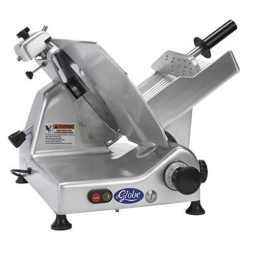 "Globe Chefmate G14 14"" Medium Duty Slicer"