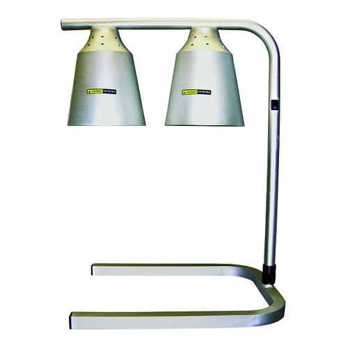 UPDATE HTLP-2B Heating Lamp with 2 Anti-Shatter Bulbs 250 watt