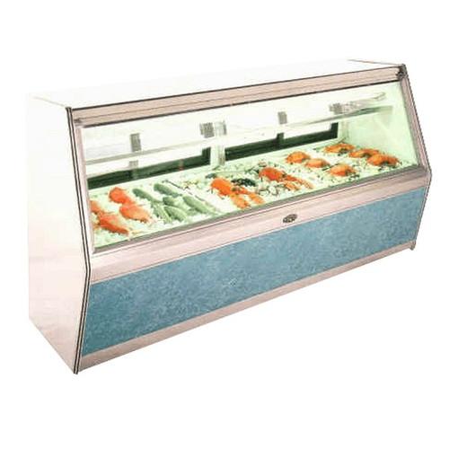 Marc Refrigeration MFC-8 S/C Fish Merchandiser 8'