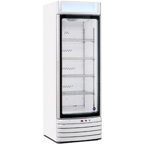 Metalfrio STAR-55 Vertical Freezer 17CF 1 Glass Door
