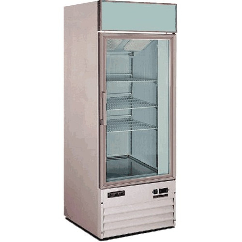 Metalfrio D238BMF Vertical Freezer 8.6 Cu. Ft. 0.5 HP