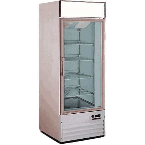 Metalfrio D368BMF Vertical Freezer 16 Cu. Ft. 3/4 HP