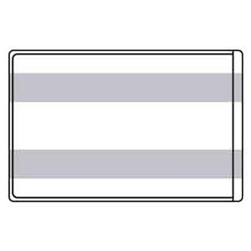 "Adhesive Pocket Sign Holder 3.5"" x 5.5"""