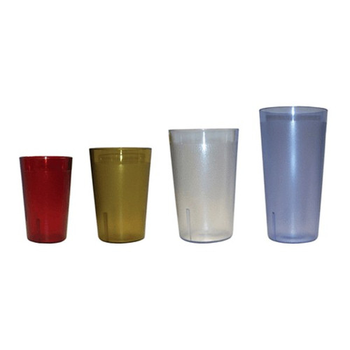 UPDATE TBP-20C Tumbler Cup 20 Oz Clear