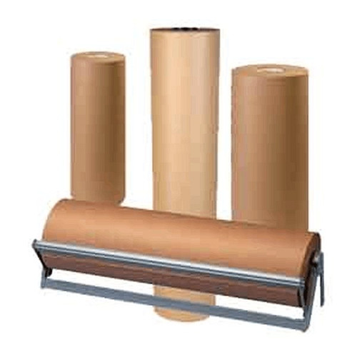 20 Inch Recycle Kraft Paper Roll 60# Basis Weight