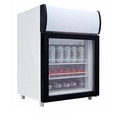 Metalfrio REB-12 Beverage Cooler 1-Section 11.6 Cu.Ft.