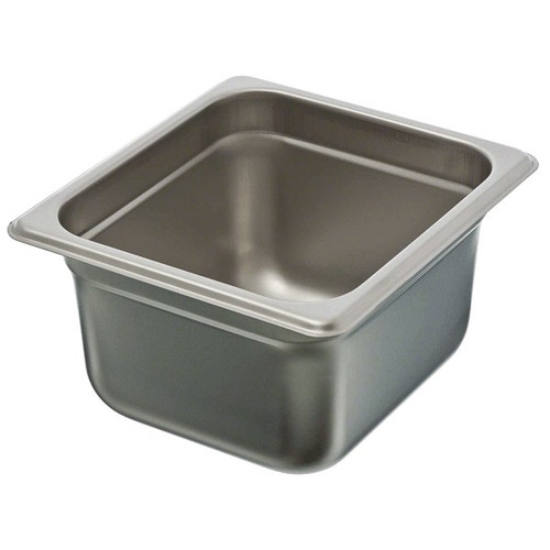 UPDATE NJP-164 2 Qt SIXTH SIZE Stainless Food Pan