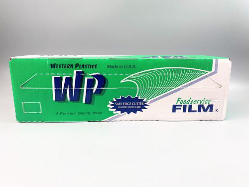 """Western Plastic 182 18"""" X 2000' Food Wrap Film"""