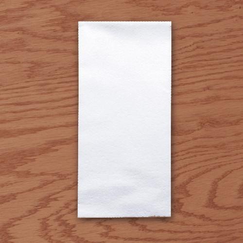 """Dinner Napkin 15"""" X 17"""" 2Ply - White"""