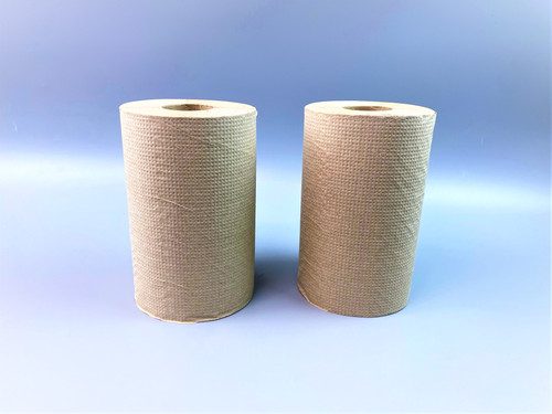 "Spring Grove 442764 Hardwound Hand Towel Natural 8"" X 350'"