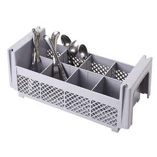 CAMBRO 8FBNH434 8 Comp. Flatware Basket No Handle