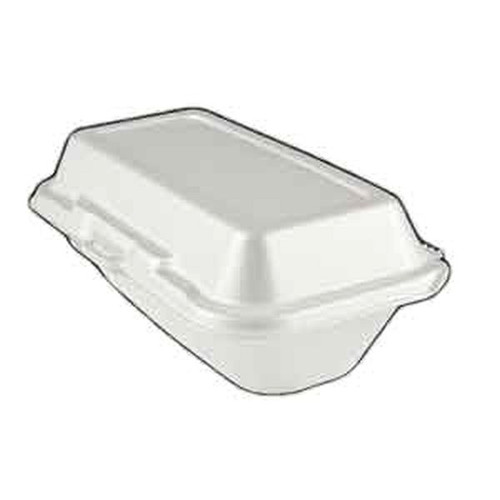 Genpak 21900 To Go Box Large 9X5X3 HOAGIE