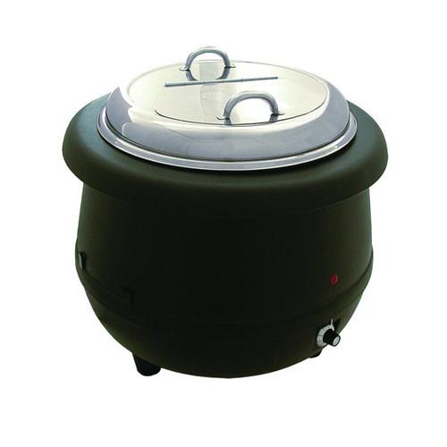 UPDATE ESW-10AL 10.5 Qt. Electric Soup Warmer 450 Watt