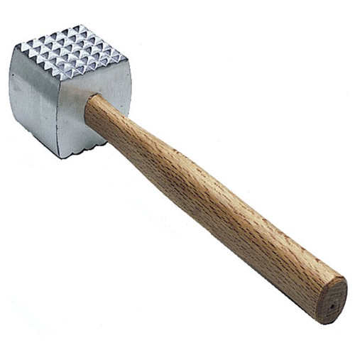 UPDATE MT-AL Meat Tenderizer with Wooden Handle
