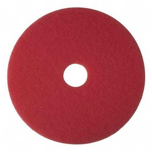 15 Inch Red Polishing Pad