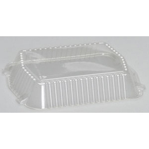 Genpak 94500 Clear Plastic Dome Lid for Large Foam Serving Tray 50310&50010