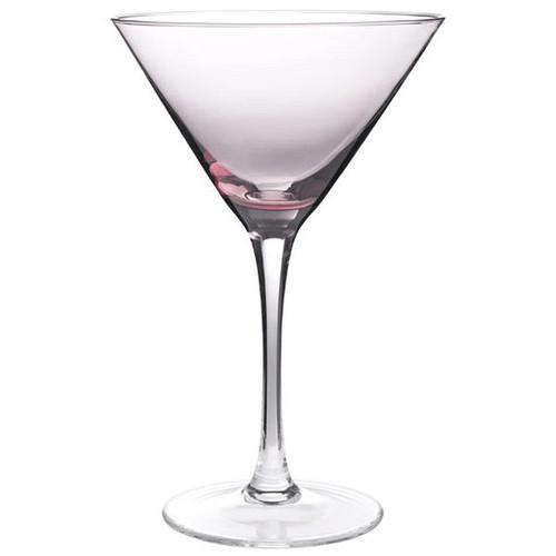 GET 1407-1-SAN-CL 10 Oz Martini Glass Plastic