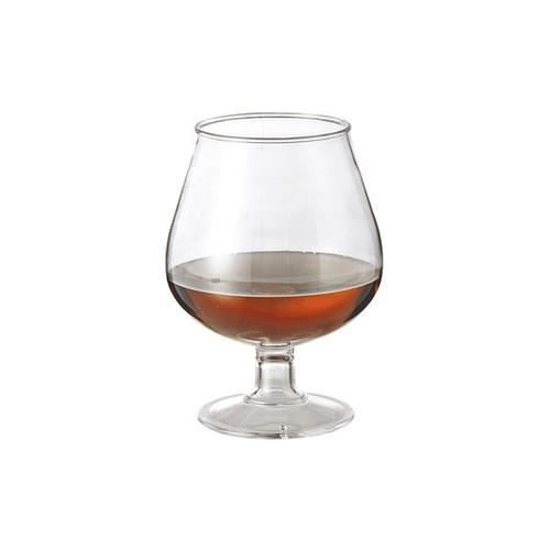 GET BRA-2-PC-CL 16 Oz Brandy Glass Clear Polycarbonate