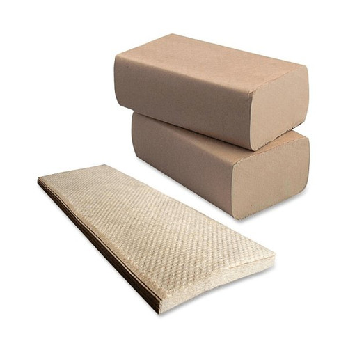 Multifold Natural Paper Towel 1 Ply