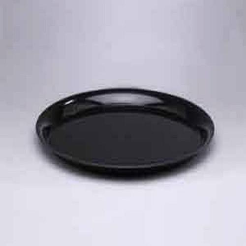 "Party Platter 12"" Black Round"