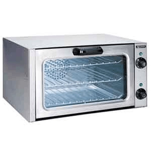 Adcraft COQ-1750W Stainless Steel Heavy Duty Convection Oven