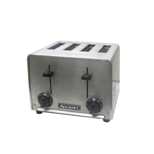 ADCRAFT CT-04/2200W Stainless Steel 4 Slot Toaster