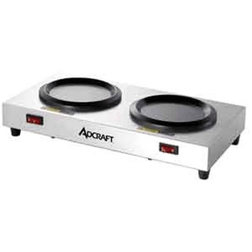 Adcraft WP-2 Coffee Pot Heating & Warming Plate