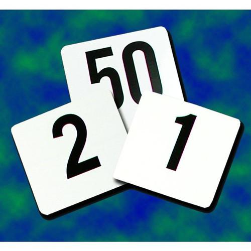 UPDATE PTN4/1-50 Table Numbers 1-50