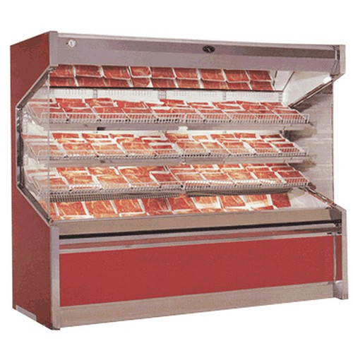 Marc Refrigeration Open Meat Merchandiser 10' Remote