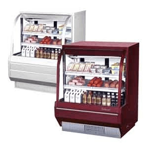 Turbo Air TCDD-48-2-L Bakery & Deli Display Case 9CF