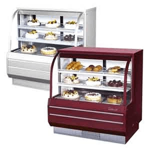 Turbo Air TCGB-48-DR Bakery Display Case 15CF Dry