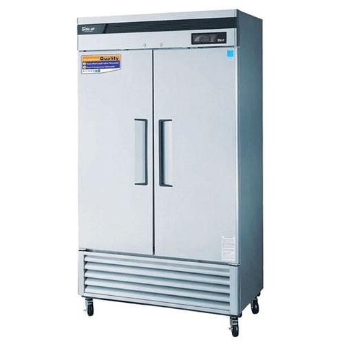 Turbo Air TSR-35SD 2 Solid Door Refrigerator 35 Cu.Ft.